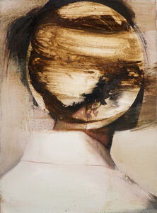 Kobi Assaf, 'Moon Head', 2020