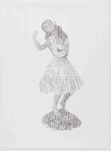 Ben Rak, 'Hula Girl Dancing Bobble, Perceive-Conceive Series (Ed. of 11)', 2013
