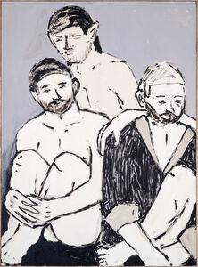 Brett Charles Seiler, 'Striped Robe', 2020