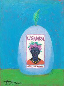 Carlos Cancio, 'Agua de Rosa de Uganda ', 2003