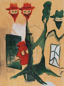 René Daniëls, 'Caught in his act (RD-S017)', 1982