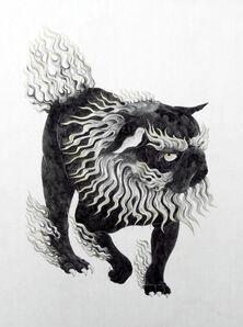 Yoriko Yoshida, 'Shishi-Komainu-One', 2009