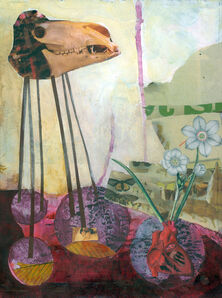 Jen McCleary, 'Memento Mori', 2012