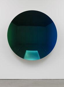 Anish Kapoor, 'Mirror (Organic Green to Oriental Blue)', 2016