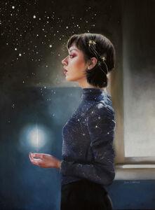 Sara Scribner, 'Nightfall', 2020