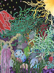 Carol Brown Goldberg, 'Maggie on My Mind', 2015