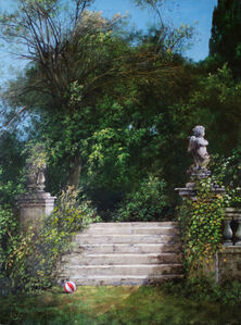 Vladimir Pajevic, 'Vomero Garden', 2020