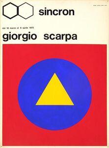 Giorgio Scarpa, 'Bozzetto Sincron', 1972