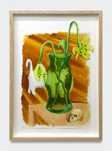 Nikki Maloof, 'The Green Vase ', 2020