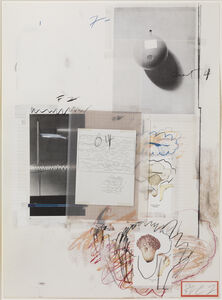 Cy Twombly, 'Natural History Part 1, No. VIII', 1974