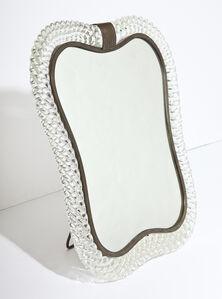Venini, 'Rare Table-Top / Wall Mirror', ca. 1939