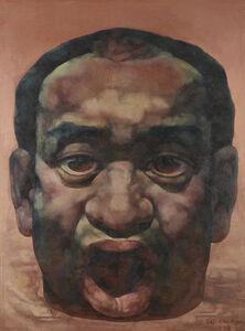 Su Xinping 苏新平, 'Untitled (big head)', 1998