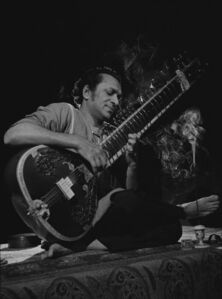 David Farrell, 'Ravi Shankar', ca. 1967