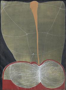 Eduardo Arranz-Bravo, 'Estigma de Pintor III', 1992