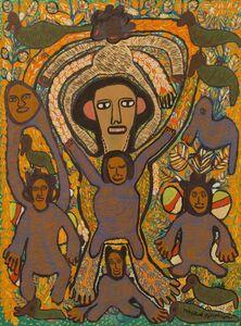 Prospère Pierre-Louis, 'Untitled (Loas)', dated 1984