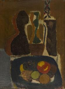 Bruno Saetti, 'Still life'