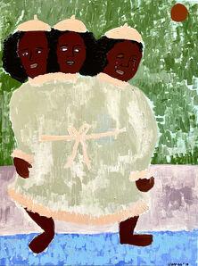 Cassi Namoda, 'Violette, Viola and Velma', 2020