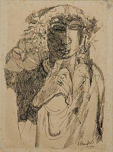 S. Dhanapal, 'Andal', 1990