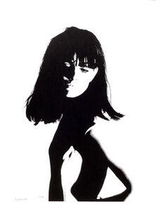Billy Name, 'Susan Bottomley, International Velvet #2', 1966