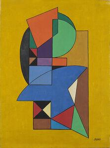 Atanasio Soldati, 'Senza titolo', 1950
