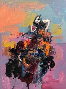 Jazzamoart, 'Chingue a su madre la pintura ¡Viva la pintura!', ca. 2018