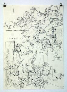 Yukari Bunya, 'Drawing - The View of the Alive Scenery 3', 2009