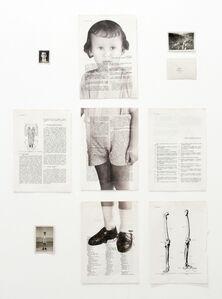 Piti Tomé, 'Aula prática para sistema ósseo', 2014