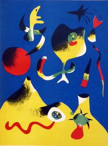 Joan Miró, 'L'Air', 1937