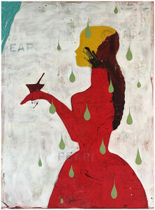 John Randall Nelson, 'No Bees or Butterflies', 2016