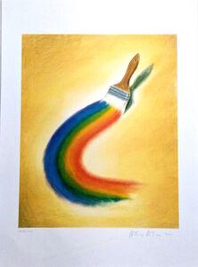Antonio Peticov, 'My Brush', 2001