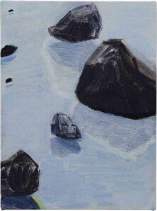 Shi Zhiying 石至瑩, 'Rock No.1 岩石 No.1', 2018