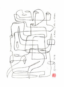 Serge Bloch, 'Dream within a Dream', 2017
