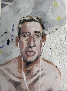 Adam Chuck, 'Brendan in his Studio', 2015