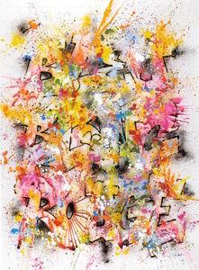 NEBAY, 'Ôh couleurs de la France ', 2016