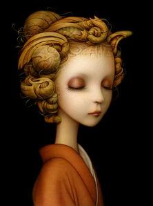 Naoto Hattori, 'Elegance'