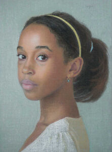 Ellen Eagle, 'Portrait of the Artist Marela Alvarez 2', 2015