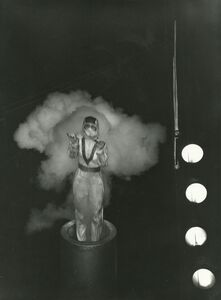 Weegee, 'The Human Cannonball', 1943