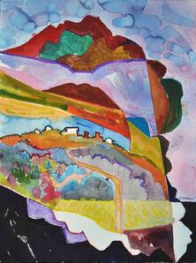 Keith Crown, 'Taos', ca. 1990s