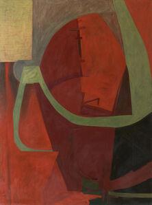Leopold Plotek, 'The City's Fiery Parcels All Undone', 1987