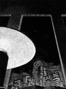 David Trulli, 'Night', 2010