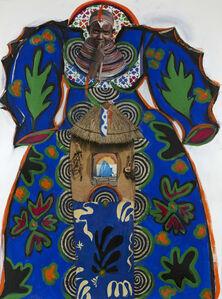 Janet Taylor Pickett, 'Matisse Blue Dress', 2013