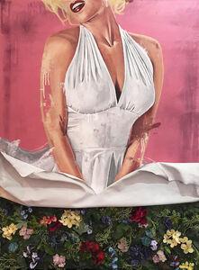 Sage Barnes, 'Marilyn ', 2018