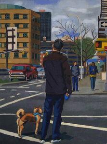 Nagib Nahas, 'Ninth Avenue from Thirtieth Street', 2018