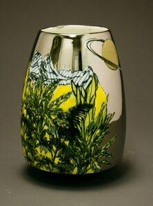 Future Retrieval, 'Space Vase, Silver', 2015