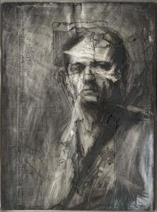 Frank Auerbach, 'Self-Portrait, 1958', 1958
