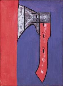 Florin Mitroi, 'Semn (Sign)', 1990