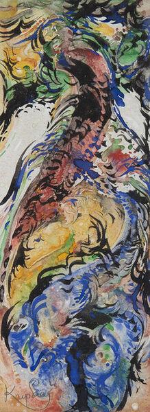 František Kupka, 'Composition', 1920-1925