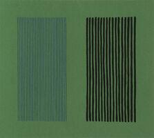 Gene Davis, 'Green Giant', 1980