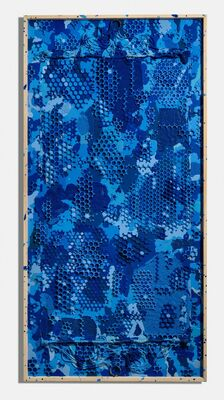 Martin Kline: Hammock Paintings & Recent Works, installation view