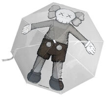 KAWS, ''Holiday Korea: Umbrella'', 2019